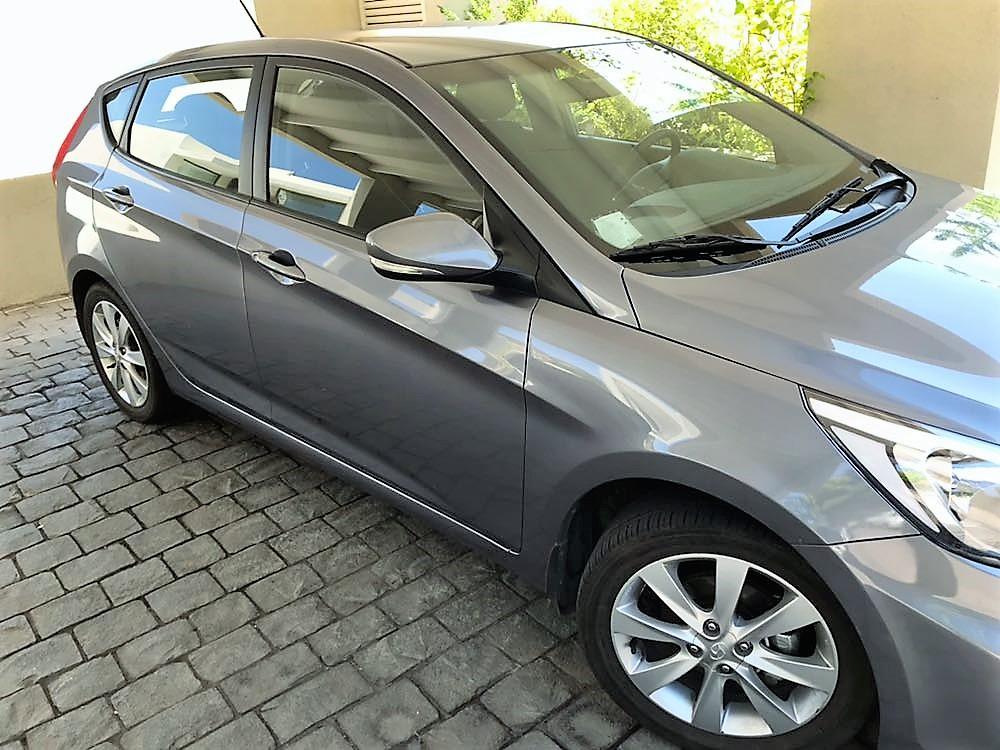 Hyundai Accent  año 2016