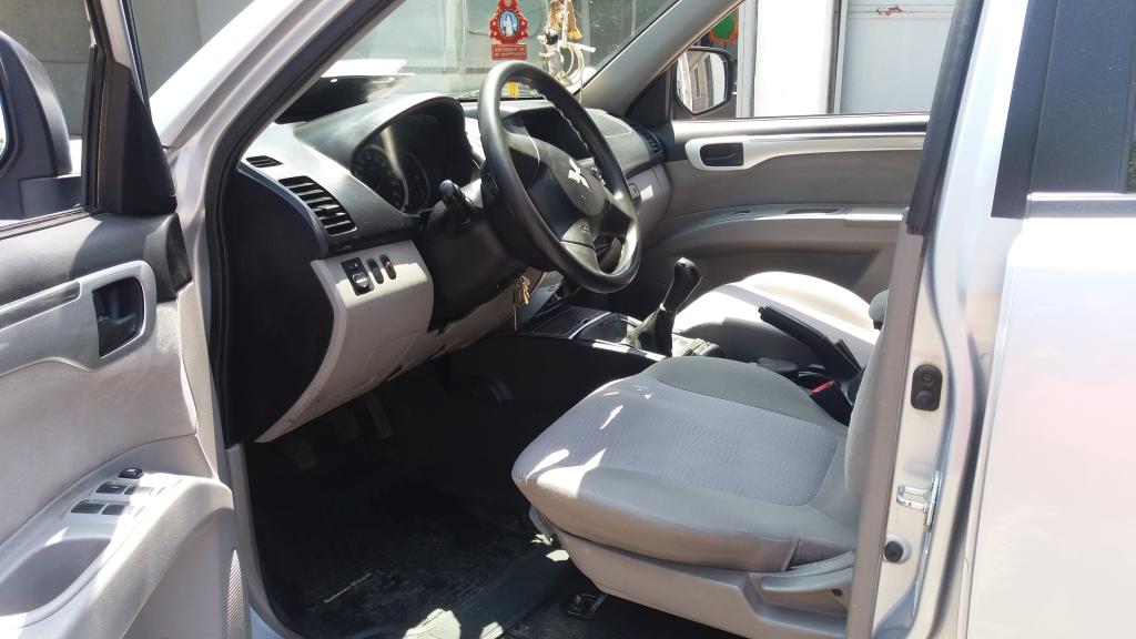 Mitsubishi Montero Sport  año