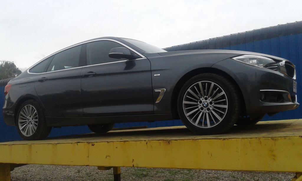 BMW 328 328i Luxury año 2014