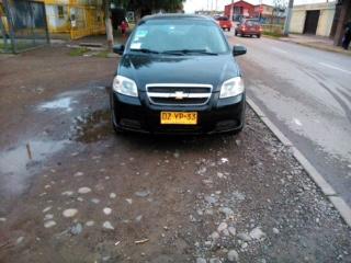 Chevrolet Aveo  año 2013