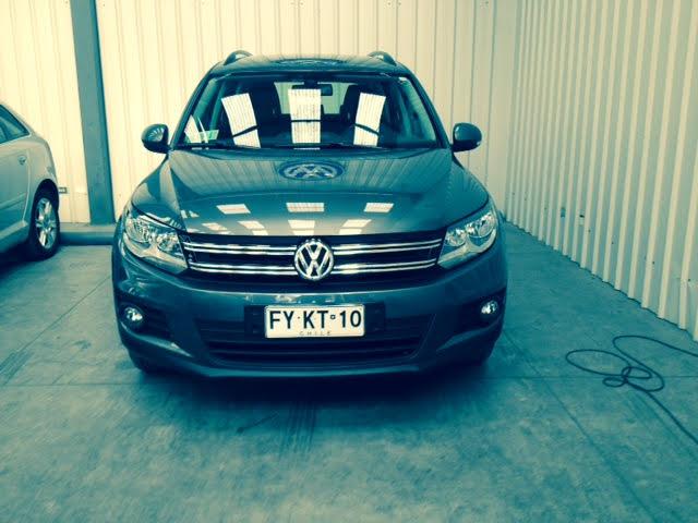 Volkswagen Tiguan TSI CONFORT 1.4 año 2014