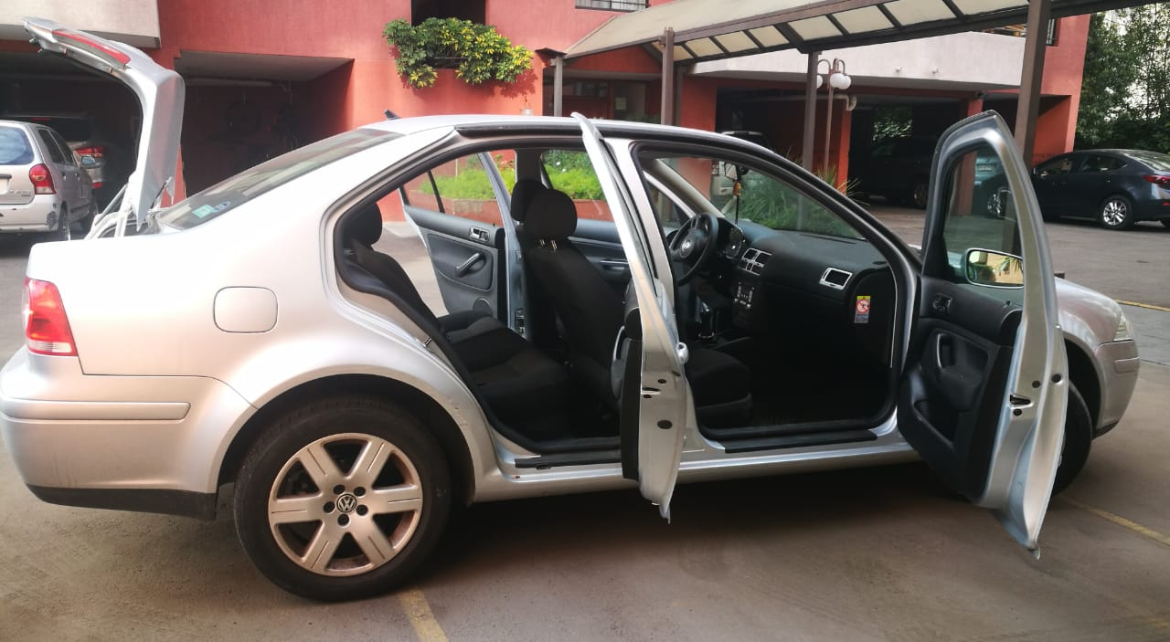 Volkswagen Bora  año 2012