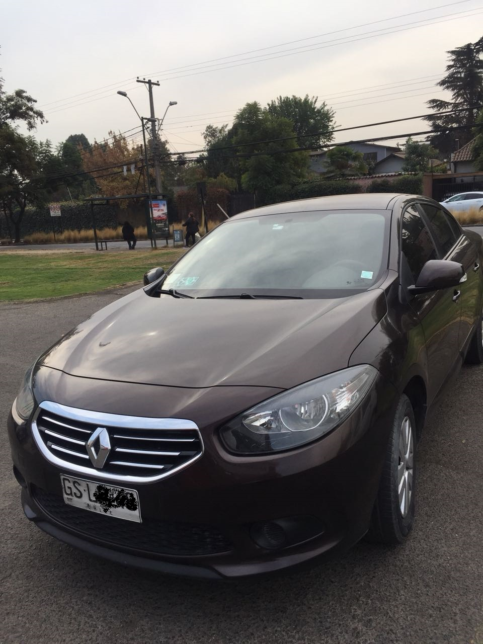 Renault Fluence Authentic año 2014