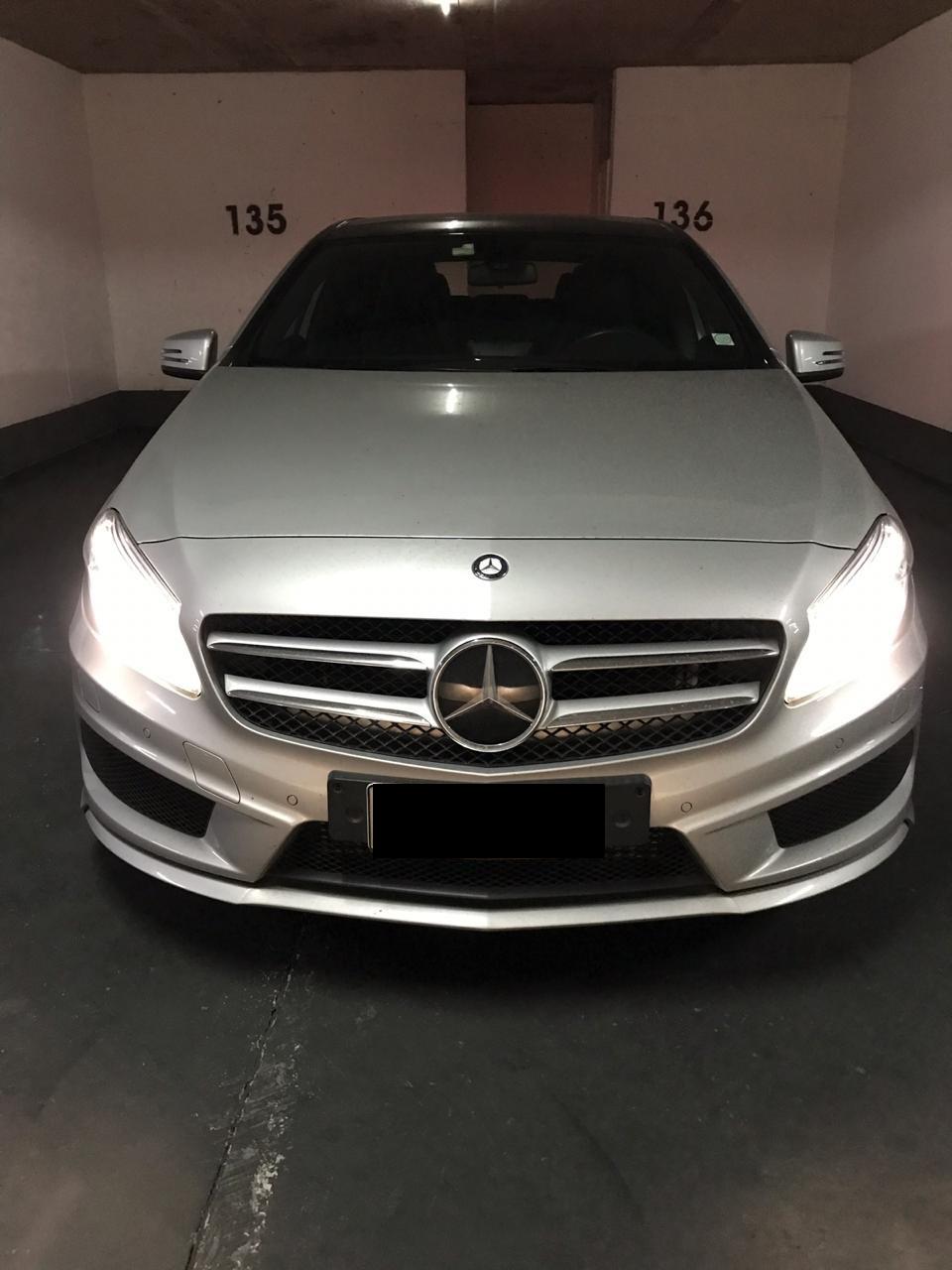 Mercedes-Benz A200 AUT 1.6 Blueefficiency año 2016