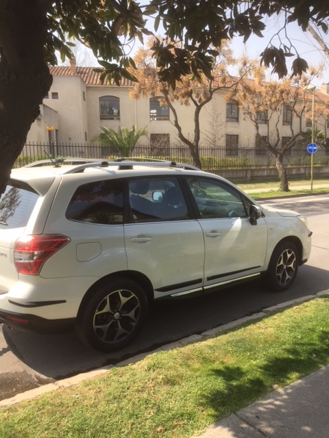 Subaru All New Forester LIMITED año 2014