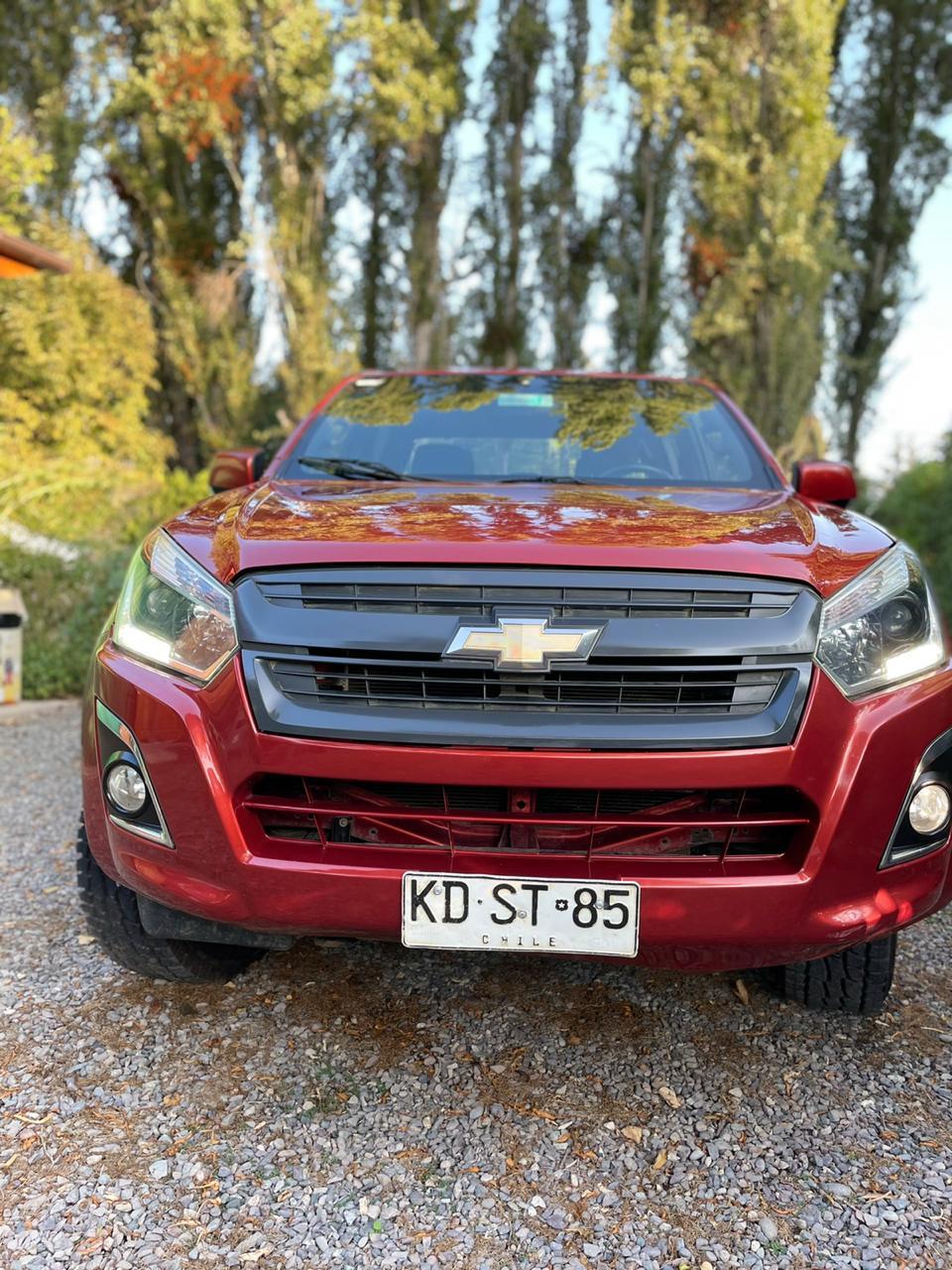 Chevrolet D-Max NEW D-MAX 4WD 2.5 año 2018