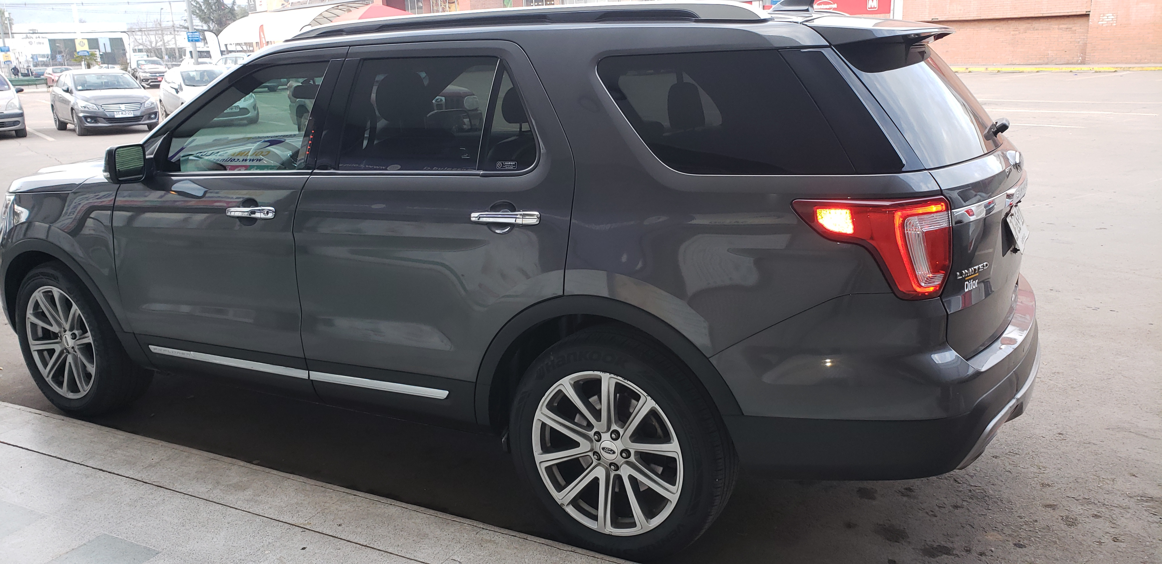 Vehiculos Ford 2017 Explorer