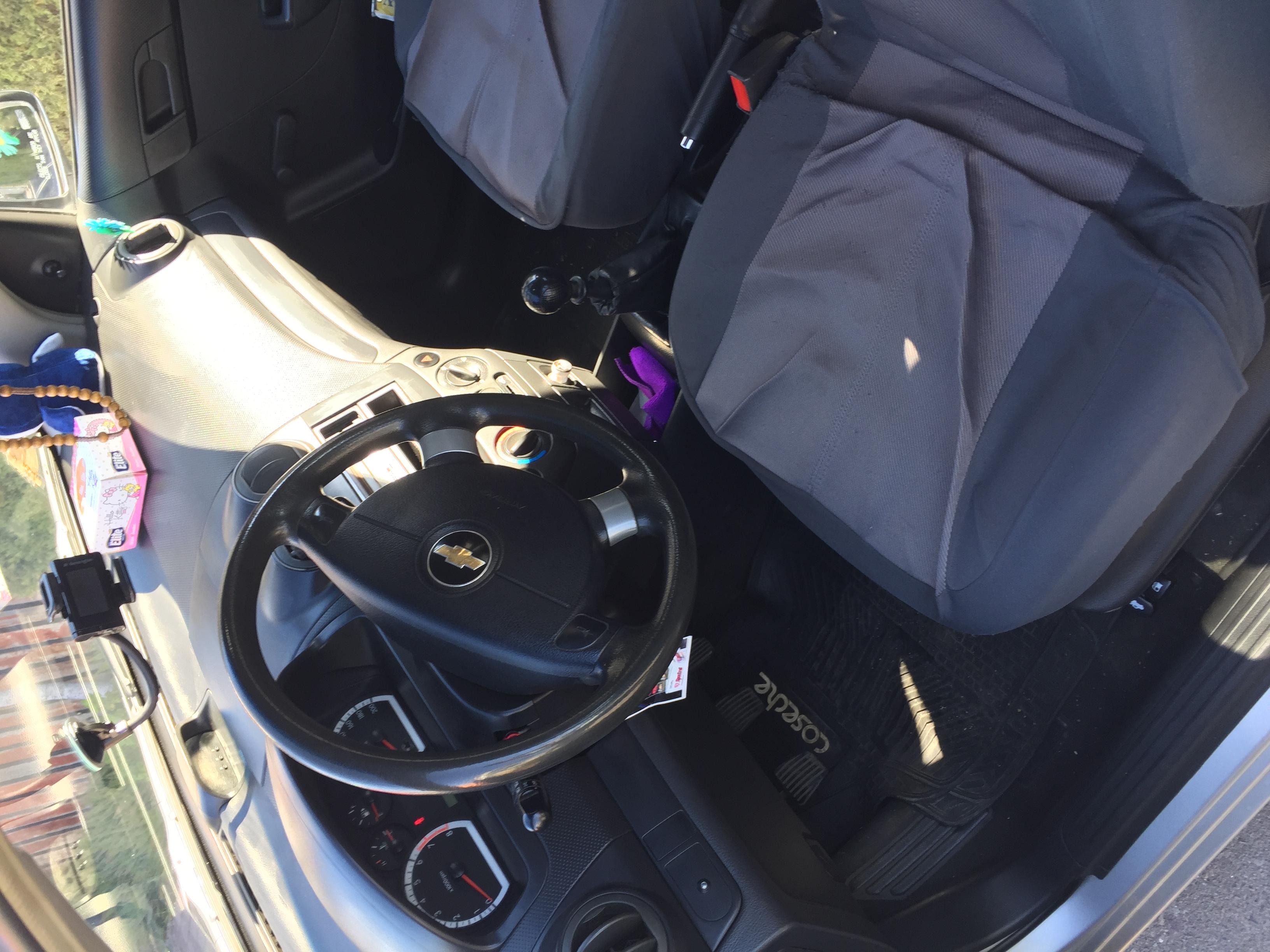 Chevrolet Aveo III Hatchback 1.4 cc año 2010