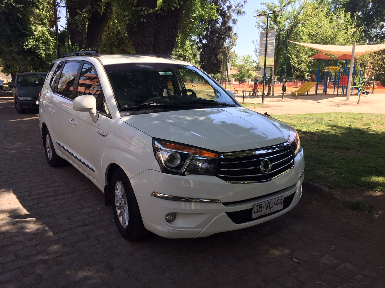 Ssangyong Stavic Stavic 2.2 Automatica Diesel Full año 2017