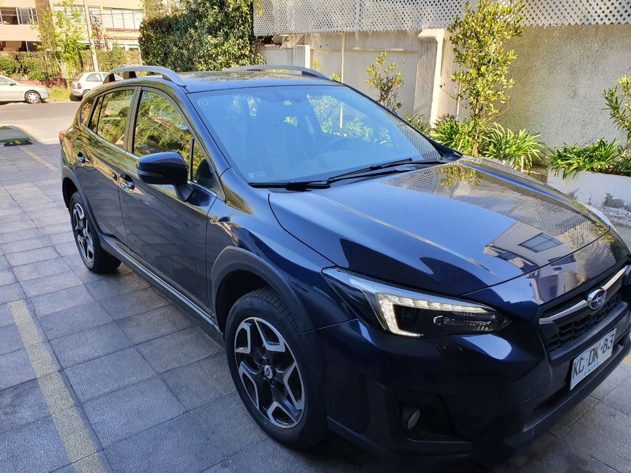Subaru New XV 2.0 AWD DYNAMIC año 2018