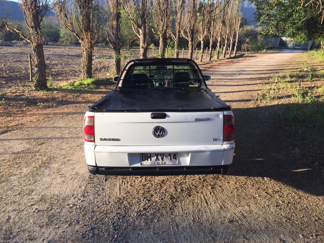 Volkswagen Saveiro Comfort año 2008
