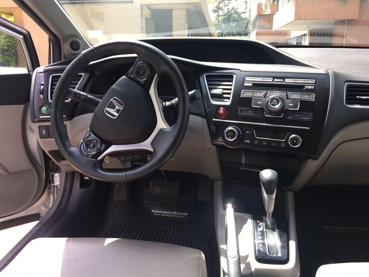 Honda Civic  año 2015