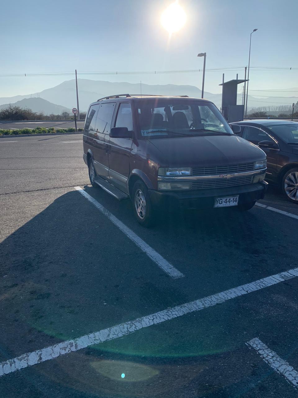 Chevrolet Astro Van  año 2005