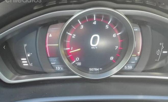 Volvo V40 T4 PLUS año 2014