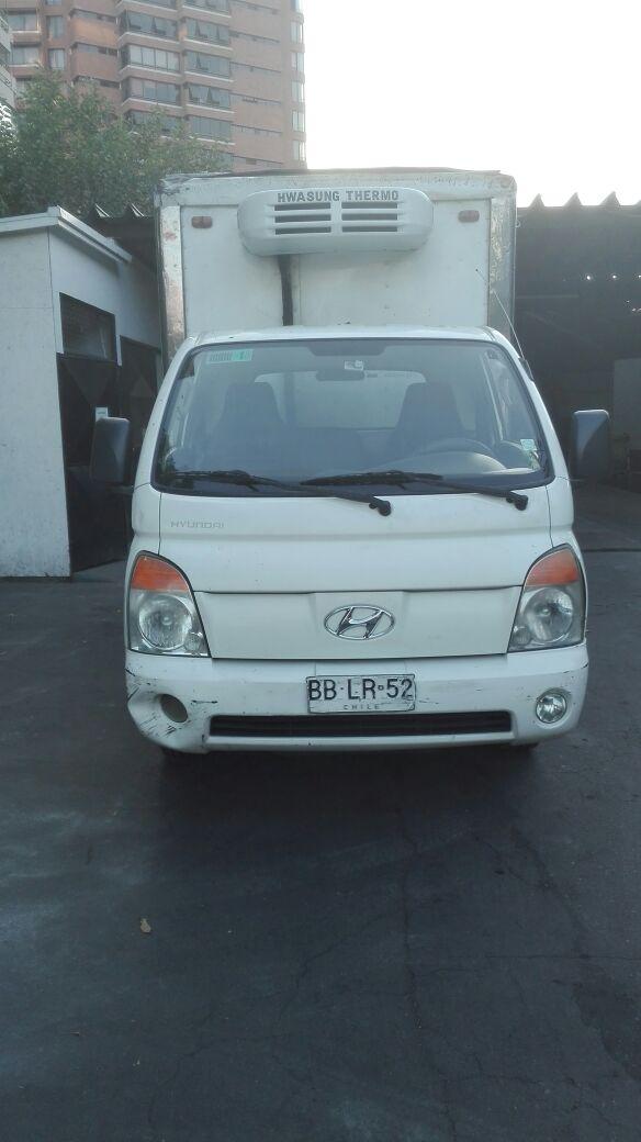 Hyundai Porter H100 HR TDI 2.5 año 2008