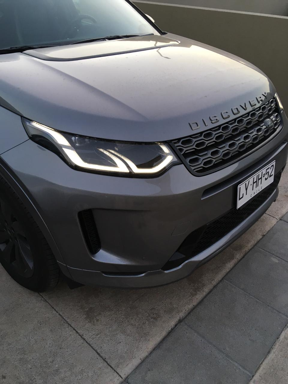 Land Rover Discovery SE año 2020
