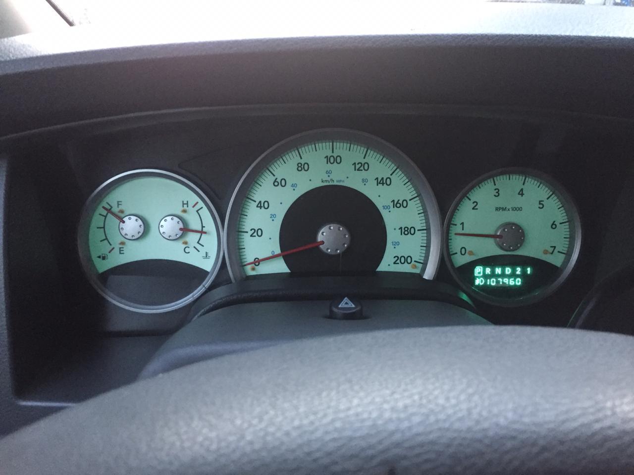 Dodge Durango 5.7 año 2010