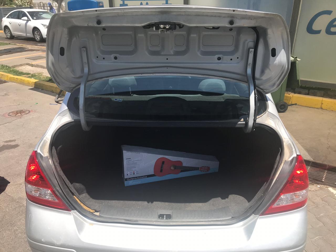 Nissan Tiida  año 2011