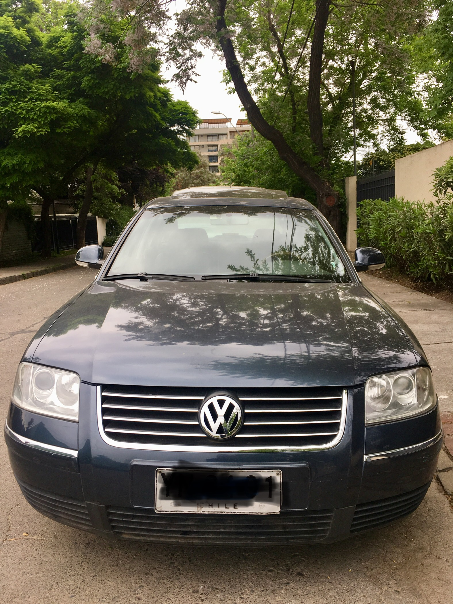 Volkswagen Passat 1.8T Highline (turbo) año 2005