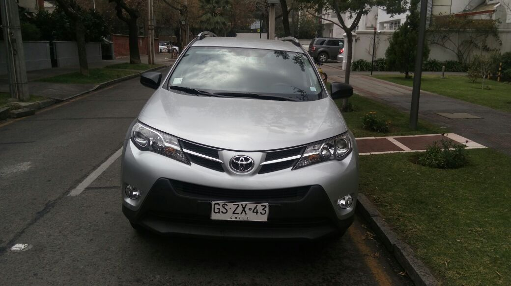 Toyota Rav 4 2.5 Lujo año 2014