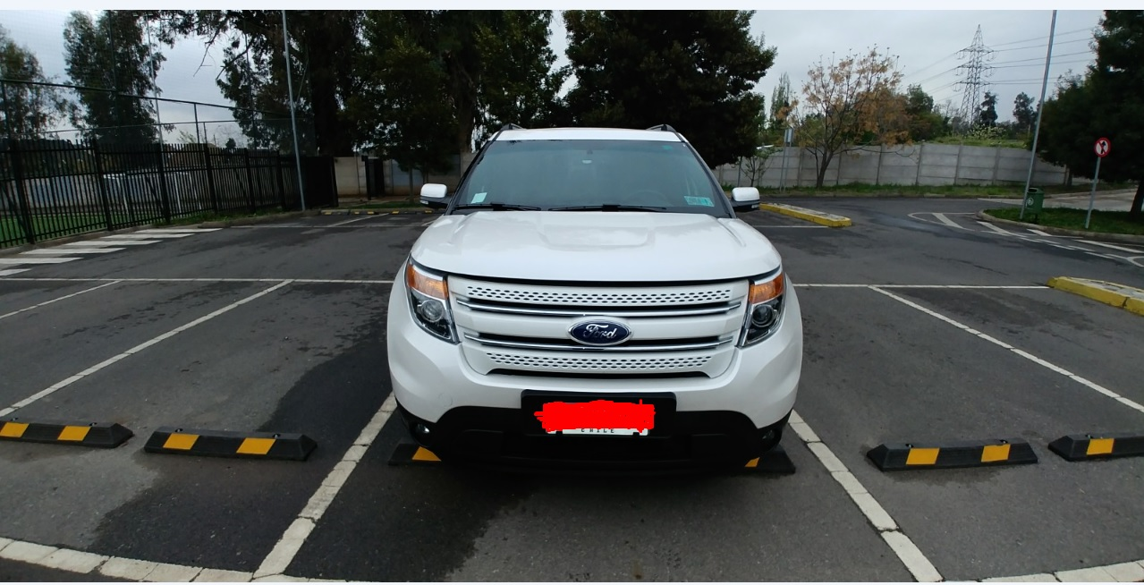 Ford Explorer 2.3L 4x2 LImited año 2015