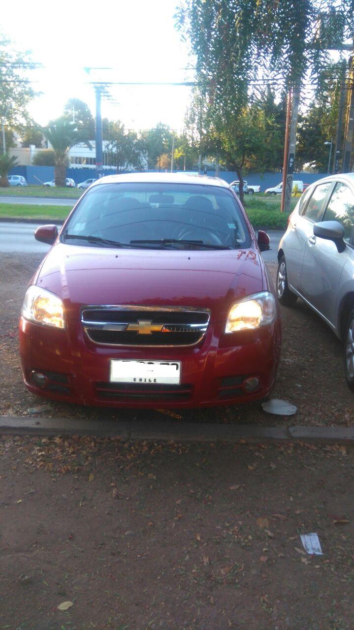 Chevrolet Aveo II Sedan Full año 2014