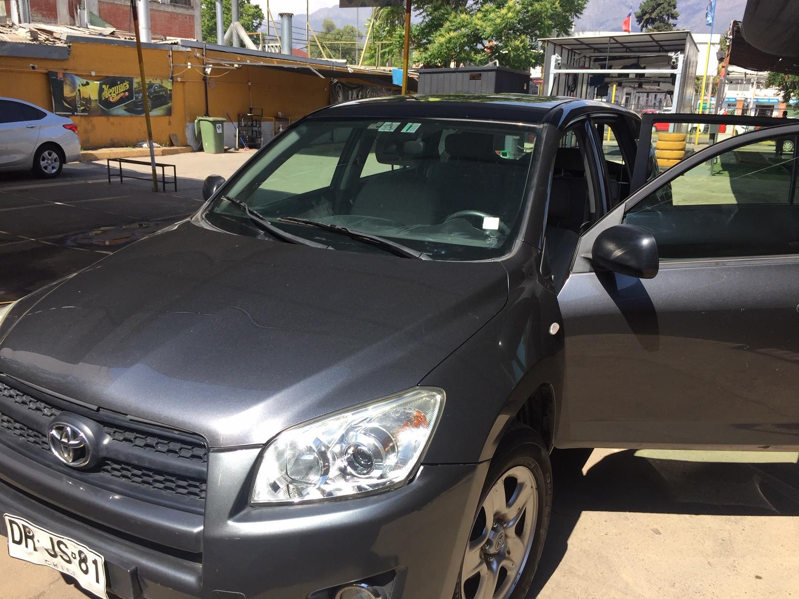 Toyota Rav4 MEC LUJO 4X2 año 2012