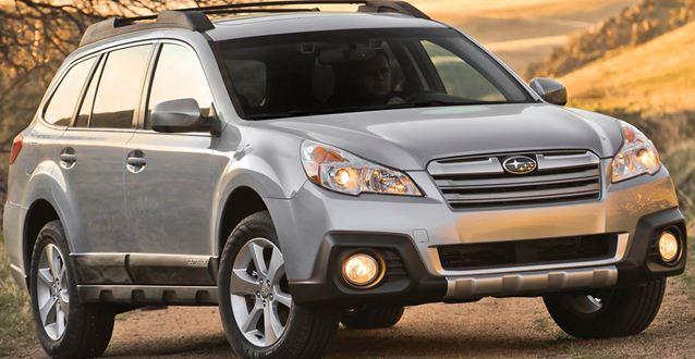 Subaru Outback  año 2013