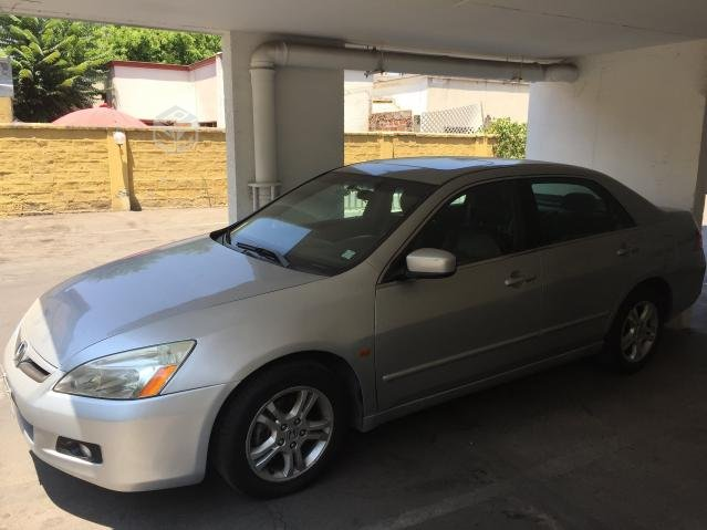 Honda Accord EXL 2.4 año 2007