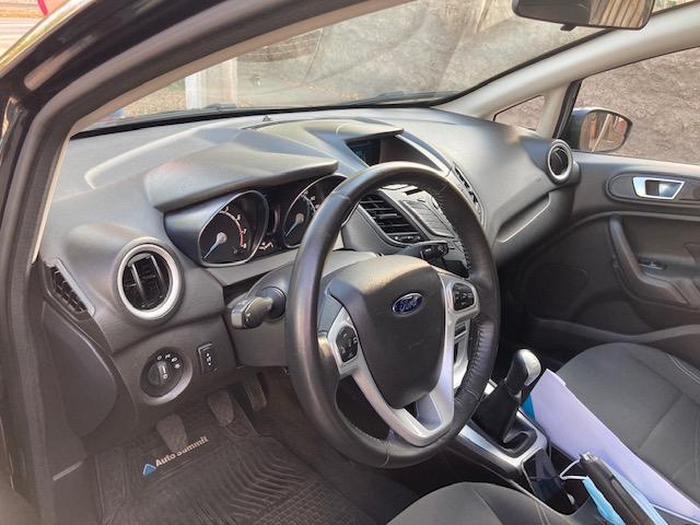 Ford Fiesta HATCHBACK 1.6 5P año 2016